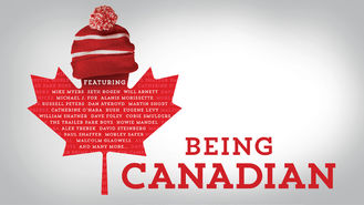 Netflix box art for Being Canadian