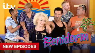 Netflix box art for Benidorm - Season 9