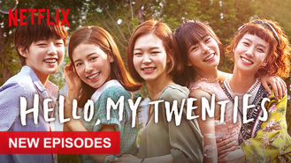 Netflix box art for Hello, My Twenties! - Season 2