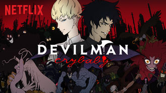 Netflix box art for Devilman Crybaby - Season 1