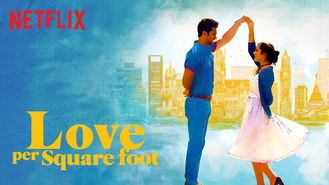 Netflix box art for Love Per Square Foot