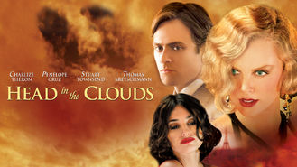 Netflix box art for Head in the Clouds