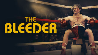 Netflix box art for The Bleeder