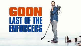 Netflix box art for Goon: Last of the Enforcers